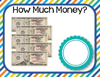 Bill, Bills, Bills: A mini-unit on counting U.S. bills.  {CCSS Aligned}