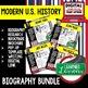 Bill Gates Biography Research, Bookmark Brochure, Pop-Up, Writing, Google