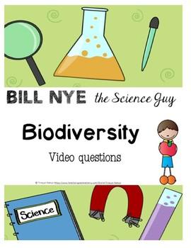 Bill Nye - Biodiversity - Video Questions