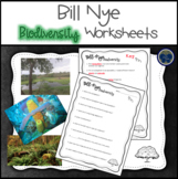 Bill Nye Biodiversity Worksheets & Teaching Resources | TpT