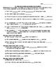 Bill Nye Blood and Circulation Note Taking Sheet