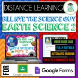 Bill Nye EARTH SCIENCE PART 2 BUNDLE Quizzes Google Classr