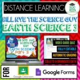 Bill Nye EARTH SCIENCE PART 3 BUNDLE Quizzes Google Classr