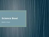 "Bill Nye Earth Science ""Science Bowl"" Game"