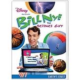 Bill Nye Earth's Crust engaging worksheet 5th 6th 7th 8th Jr High Middle School