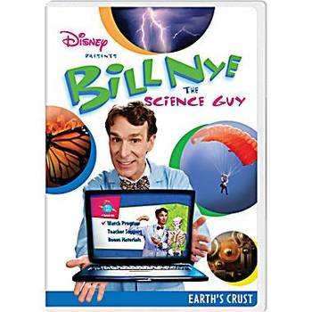 Bill Nye Earth's Crust engaging worksheet 5th 6th 7th 8th