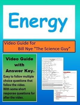 Bill Nye: Energy S3E5 (Kinetic & Potential energy) video follow along