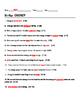 Bill Nye Energy Video Guide Sheet