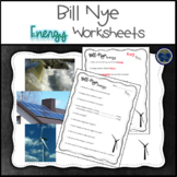 Bill Nye Energy Worksheets