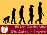 Bill Nye Evolution Video Notes