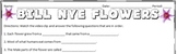 Bill Nye: Flowers + Diagram