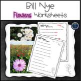 Bill Nye Flowers Worksheets