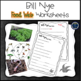 Bill Nye Food Web Worksheets