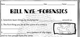 Bill Nye: Forensics