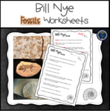 Bill Nye Fossils Worksheets
