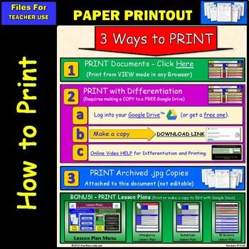 Video Worksheet, Quiz & Ans. for Bill Nye - Gravity *