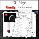 Bill Nye Gravity Worksheets