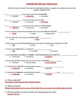 "Valid Of Bill Nye Cells Worksheet   wp landingpages additionally Fillable Online Bill Nye Heat Transfer Video Conduction  Convection besides Bill Nye Heat Video Worksheet Answers Inspirational Bill Nye Energy furthermore Bill Nye Video Questions Lesson Plans   Worksheets also Bill Nye Static Electricity Worksheet   Lostranquillos together with Bill Nye ""Heat"" Video Worksheet 1  Heat Is A Form Of And Can Do as well  besides Bill Nye Heat Worksheet Key Luxury 15 Best Bill Nye Images On likewise  in addition 13 1 Rna Worksheet Answers ly Gene Mutations and Proteins besides Specific Heat Worksheet Specific Heat Problems Worksheet additionally  in addition Bill Nye  S2E10 Heat  Thermal Energy Video sheet  with answer key as well Heat Transfer  Bill Nye Heat Transfer additionally  together with . on bill nye heat worksheet answers"