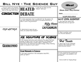 Bill Nye - Heat - Ultimate Watch-Along Worksheet