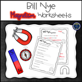 Bill Nye Magnetism Worksheets