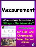 :) Google Docs Video Guide Quiz & Ans for Bill Nye – Measu