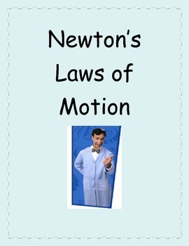 Bill Nye Motion Video/ 3 Laws of Motion