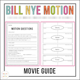 Bill Nye Motion Video Comprehension