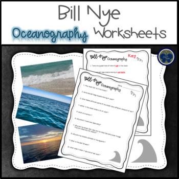 Bill Nye Oceanography Worksheets