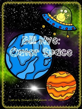 Bill Nye Outer Space Movie Guide