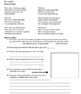 Bill Nye Outer Space Video Worksheet