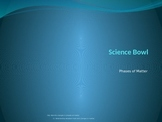"""Bill Nye Phases of Matter """"Science Bowl"""" game"""