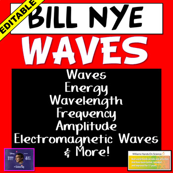 Bill Nye Questions Waves Electromagnetic Spectrum