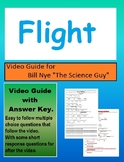 Bill Nye: S1E1 - Flight (air pressure and lift) video follow along