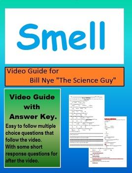 Bill Nye: S5E11 Smell video follow along                       (with answer key)