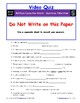 Bill Nye Saves World - Machines Take Over – Worksheet, Ans. & Two Quizzes.