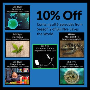 Bill Nye Saves the World: Season 2 Bundle