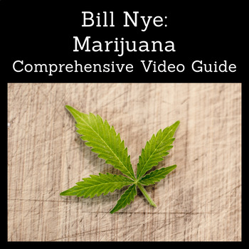 Bill nye marijuana netflix video guide by the lesson hub tpt bill nye marijuana netflix video guide urtaz Choice Image