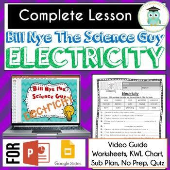 Bill Nye - Electricity