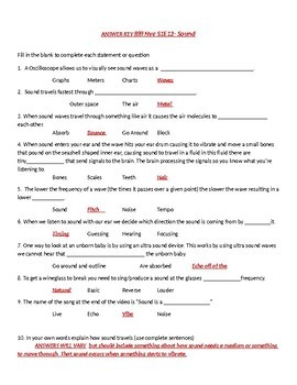 Bill Nye Gravity Worksheet   Oaklandeffect together with Codominance Worksheet Blood Types Idea of bill nye sound worksheet additionally The Newest Bill Nye Sound Worksheet Ideas furthermore  furthermore  likewise 52 Bill Nye Heat Worksheet Free  Bill Nye Heat Energy Sheet Includes in addition worksheet  Bill Nye Sound Worksheet Answers  Carlos Lomas Worksheet as well Don't worry  the worksheet is attached moreover sound worksheet answers worksheet for bill nye sound video moreover Bill Nye Electricity Worksheet Answers   WRITING WORKSHEET besides Fascinating Bill Nye sound Worksheet Answer Key In 45 Best Bill Nye together with Sound Bill Nye DVD Movie by sweetalr   Teachers Pay Teachers in addition  as well Bill Nye Sound Waves Worksheet Answers additionally Sound Key Doc Answer Worksheet Bill Nye further Vitions And Waves Worksheet Answers  sound wave worksheet free. on bill nye sound worksheet answers