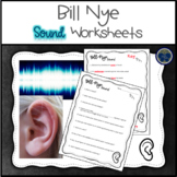Bill Nye Sound Worksheets