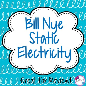 Bill Nye Static Electricity