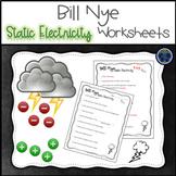 Bill Nye Static Electricity Worksheet