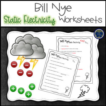 Bill Nye Static Electricity Worksheet