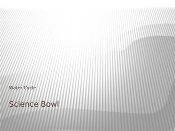 "Bill Nye Sun ""Science Bowl"" Game"