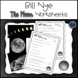 Bill Nye The Moon Worksheets
