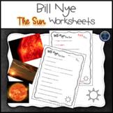 Bill Nye The Sun Worksheets