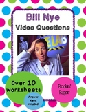 Bill Nye - Video Questions