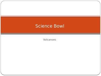 "Bill Nye Volcanoes ""Science Bowl"" Game"