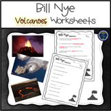 Bill Nye Volcanoes Worksheets