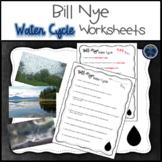 Bill Nye Water Cycle Worksheets